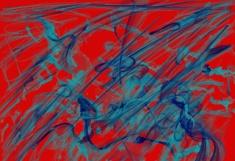 One of Jackie's first paintings in Flowpaper!