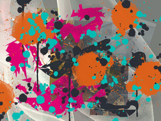 Amazing Student Art Show   Learn iPad Art & Photo Collage